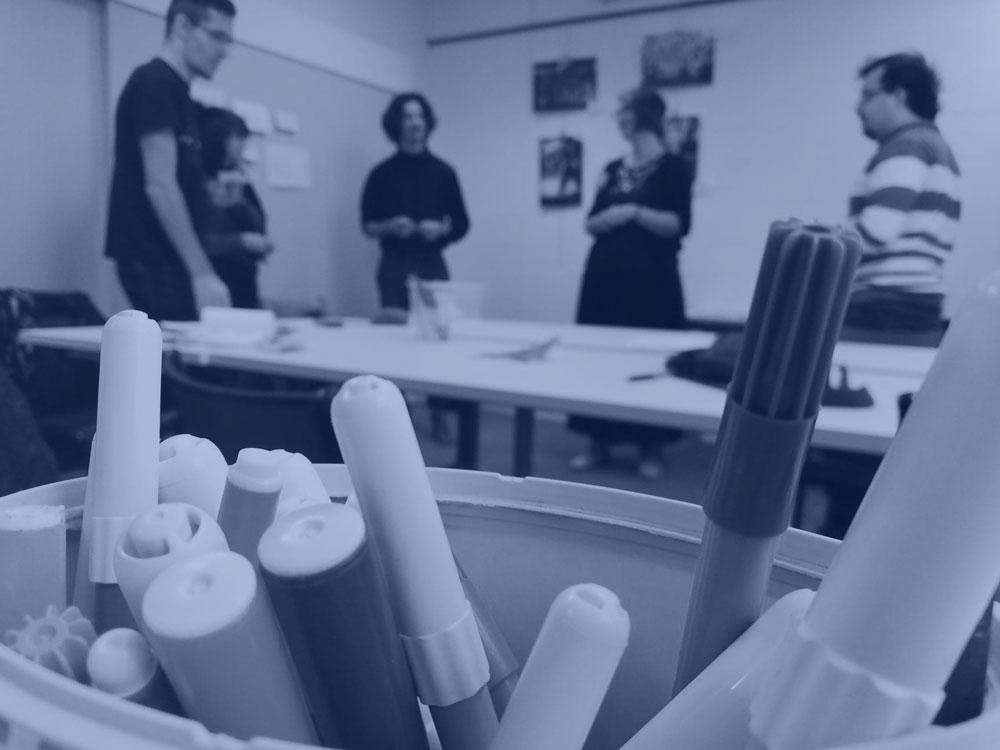 ¿Cómo se convierte el dibujo en una instrumente de creatividad al servicio de un territorio?